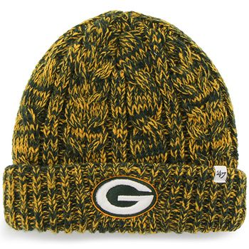 Green Bay Packers Women's Prima Cuff Knit Hat at the Packers Pro Shop http://www.packersproshop.com/sku/8102022008/
