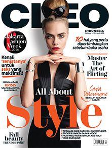 Cleo Indonesia edisi Oktober 2015