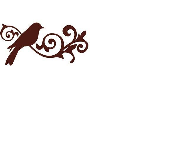 découpe OISEAU pour scrapbooking carterie.... : Embellissements par didine45