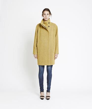 Hoff jacket 3911 - Yellow
