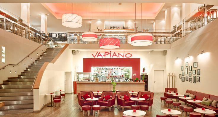 El restaurante Vapiano, presente en 33 países, abre su primer establecimiento en el Diagonal Mar Centro Comercial de #Barcelona. ¡Ven a experimentar el nuevo concepto Fresh Casual Dining! #gastronomia #cocina #gourmet #pasta #pizza #antipasti #FreshCasualDining #lifestyle