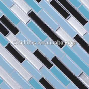 Realistic Looking Stick On Wall Tile Transfers Directly From the Manufacturer Heat Resistant Sticks on tile kitchen Wallpaper