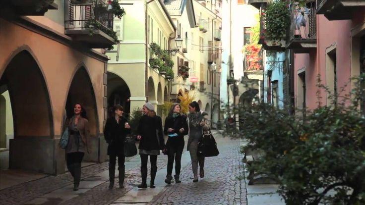 Cuneo, così bella che sembra disegnata Video istituzionale di promozione della città di Cuneo