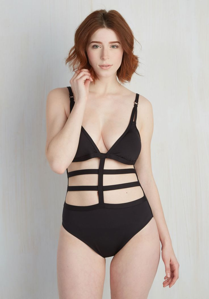 Spring Trends - One Moment in Tide One-Piece Swimsuit