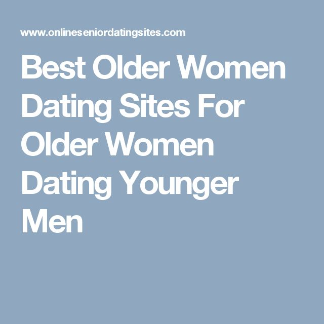 langdon mature women dating site As one of the leading dating sites for mature it somehow seems precarious to start explaining away the genuine rise in older women dating younger men by skimming.