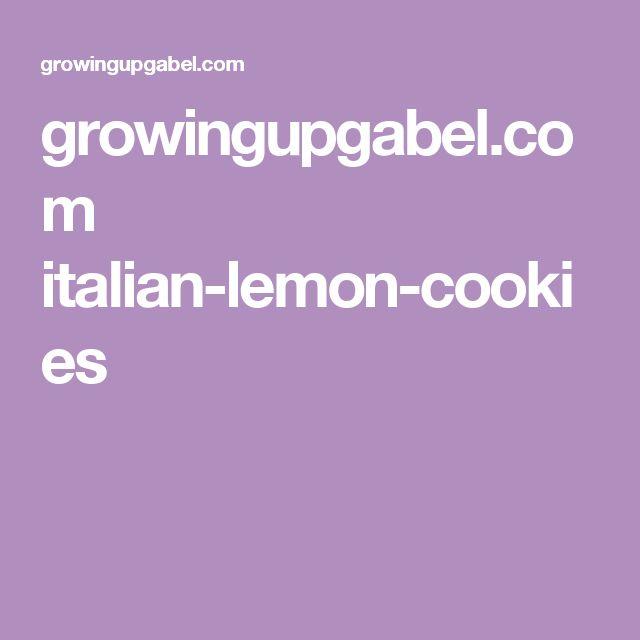growingupgabel.com italian-lemon-cookies