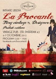 Targ vintage La Brocante