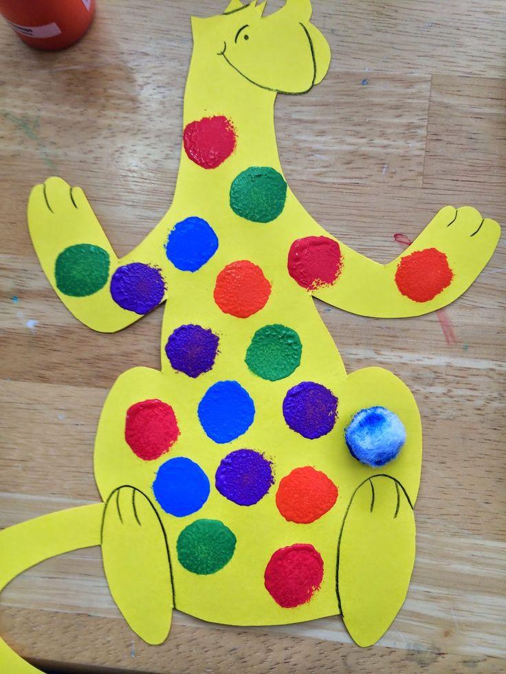 Zoo Crafts For Preschoolers Ardiafm Tafhs Com