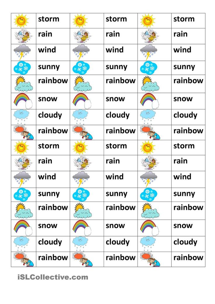 weather test esl worksheets of the day pinterest weather english and teaching materials. Black Bedroom Furniture Sets. Home Design Ideas