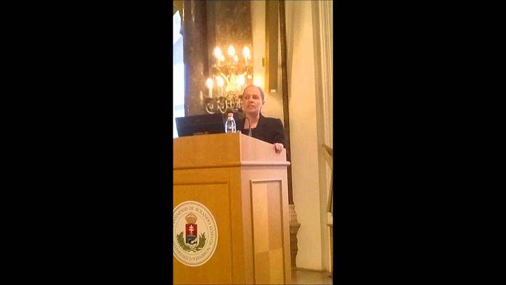 ELTE konferencia devizahitel -  docens és adjunktus előadása