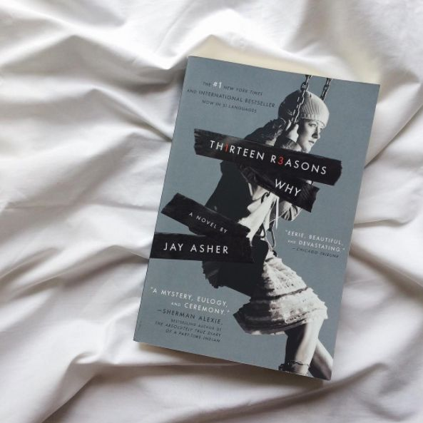 Thirteen Reasons Why by Jay Asher | 29 YA Books About Mental Health That Actually Nail It