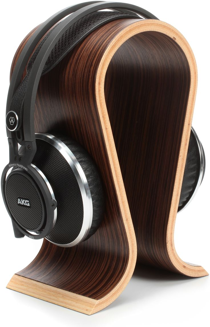 Open-back Circumaural Headphones with 5Hz-54kHz Frequency Response