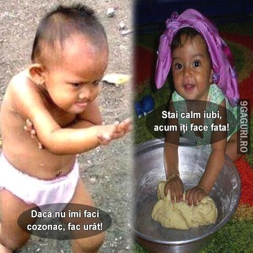 Iubi, trebuie să îmi faci cozonac. Link Postare ➡ http://9gaguri.ro/media/iubi-trebuie-sa-imi-faci-cozonac