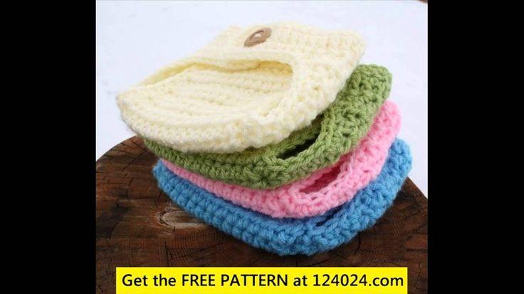 easy crochet diaper cover patterns