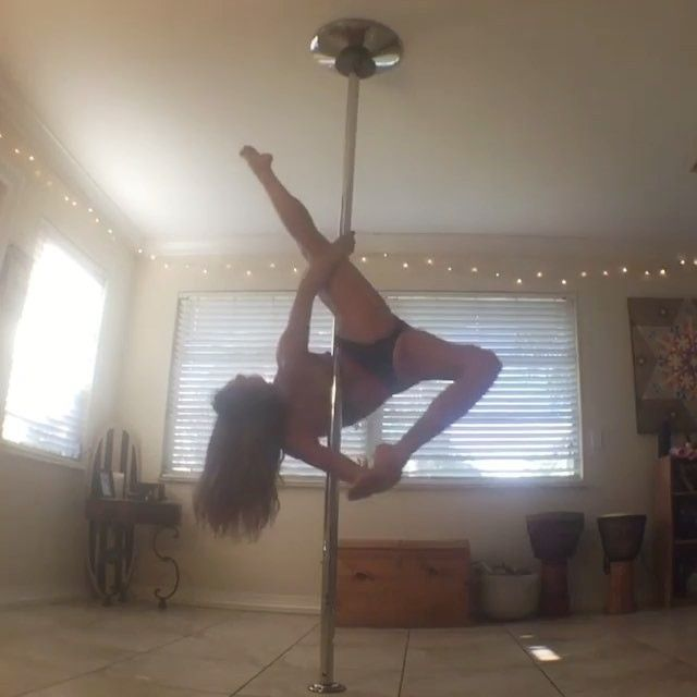 @beachbumness hits the ALLEGRA for Day 25 of the #PDNNoExcuses Challenge. Video coming later from today's host @titojane.  _ Our Black Friday SALE is still going on through Cyber Monday. SHOP at PoleDanceNation.com and use promo code BlackFriday2016 to SAVE 30% off your purchase!  _ NEXT UP ➡️ Day #26 ONE ARMED SPIN. HASHTAG #PDNNoExcuses to submit. #PoleDanceNation ✨ Posted by PDN Creator @NikkiStJohn _ ✨Posted By PDN creator @NikkiStJohn. Hosted by @sweetmscandace @titojane @gorilsynnove…