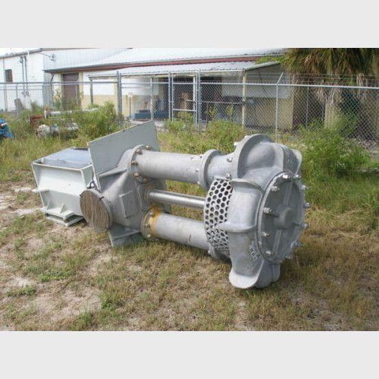 Proveedor de bomba sumidero a nivel mundial | Bomba sumidero vertical usada de 10in a la venta - Savona Equipment