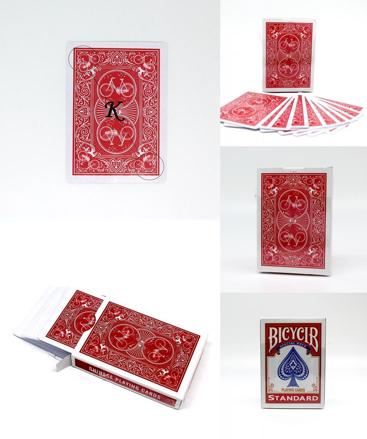 [Visit to Buy] Magic Cards Marked Deck Playing Cards Poker Close-up Street Magic Trick poker 63*88mm #Advertisement