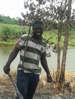 """I am proud to be a farmer"" 