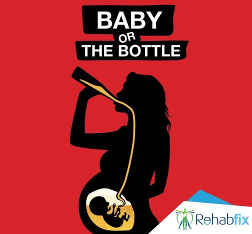 Pregnant women should Never Drink #Alcohol  Rethink Before #Drink.