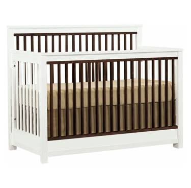 Stanley Young America Crib In Starlight Amp Espresso