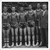 The University of Kentucky Sesquicentennial Series remembers an Olympic team strong on UK basketball talent. Photo courtesy of Explore UK.