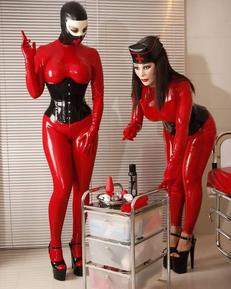 Red Rubber Suite: #latex.dolls In 2019