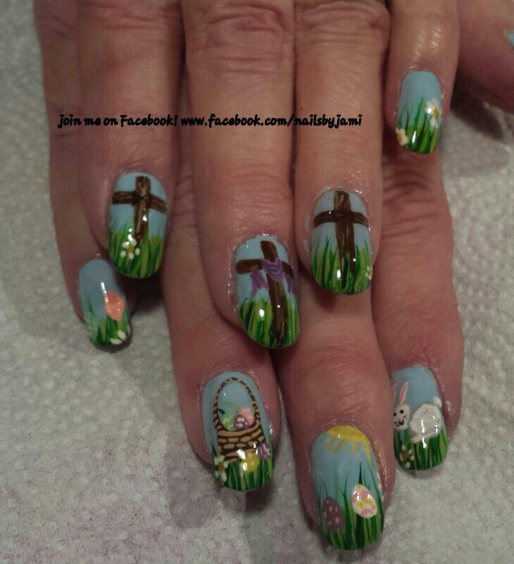 Religious Nail Art Ideas The Best Inspiration For Design And Color