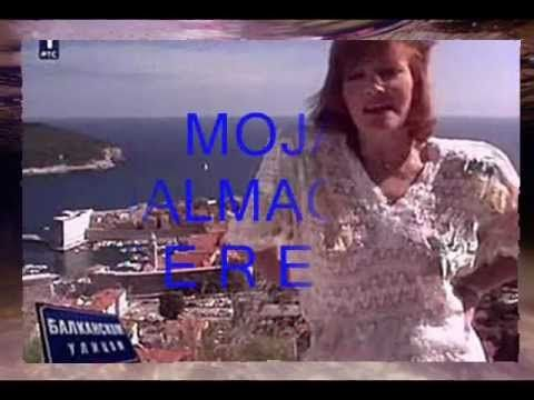 Tereza Kesovija & Ivo Pattiera - Dalmacijo srećo moja - YouTube