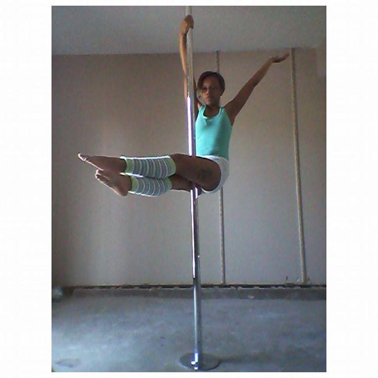 Pole Sit #PrincessPoleFitness #Pole #PoleFitness #PoleDance #PoleDancer #Fitness #Health #PolePose #PoleSit