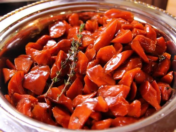 Get Whiskey-Glazed Carrots Recipe Rene Drummond, cut sag to 1/2 cup per comments