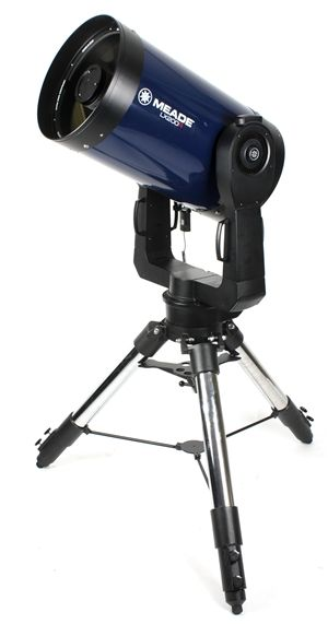 "A Meade LX200R Celestial 14"" advanced Ritchey-Chretien telescope"