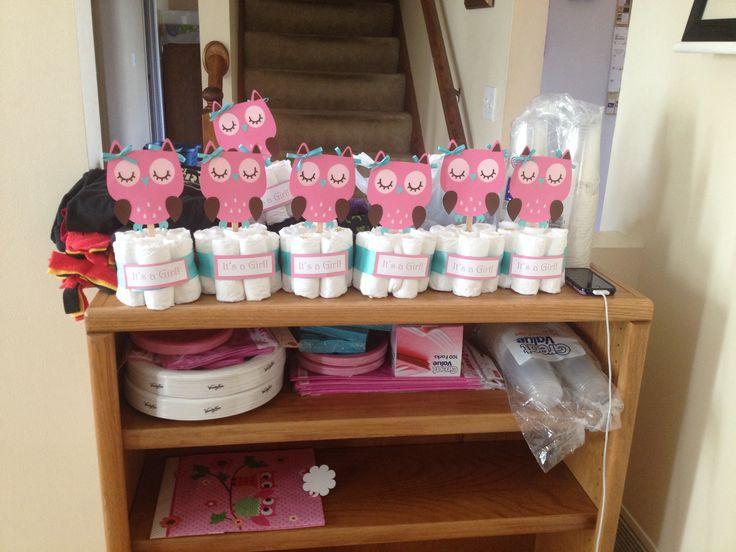 41 best baby shower ideas images on pinterest owl baby showers owl baby shower centerpiece negle Choice Image