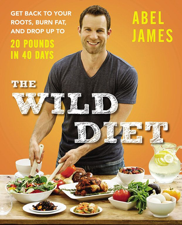 "The Wild Diet, from ""The Fat Burning Man,"" Abel James, details his Paleo eating approach and HIIT training regimen. You'll find 40 tasty, healthy recipes."