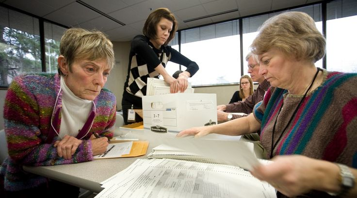 """""""More Votes Than Voters,"""" Wisconsin Counties Investigating Massive Voter Fraud (DETAILS)"""