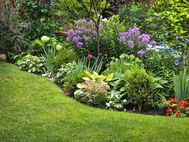 gartengestaltung ideen vorgarten reihenhaus vorgarten anlegen, Gartenarbeit ideen