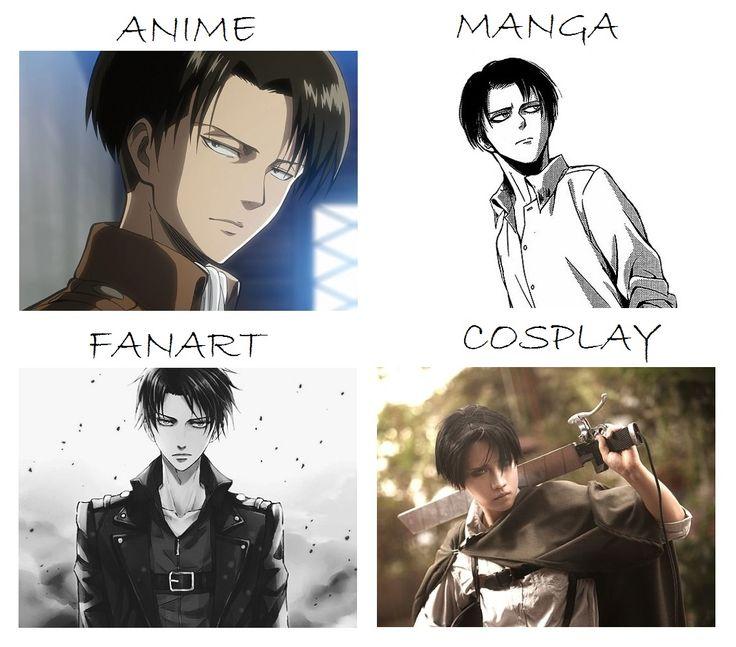 Still handsome. :3 | Anime/manga: Shingeki no Kyojin (Attack on Titan) [Levi (Ri…