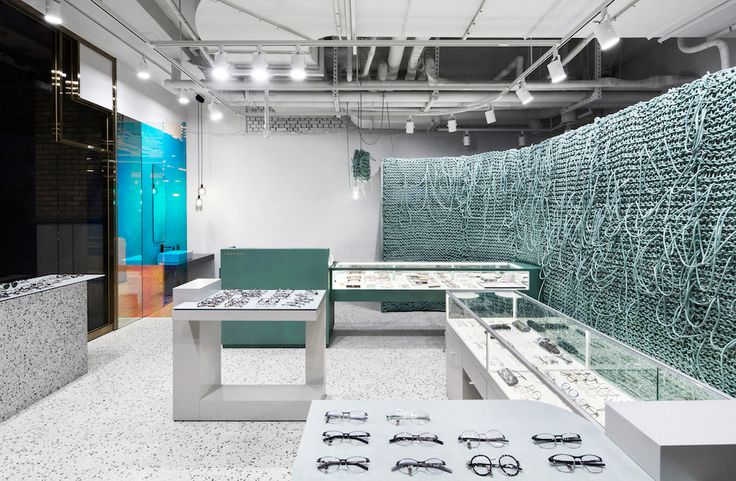 Endpiece ⎮ Super Cool Optician's Store in Seoul ⎮ South Korea by WGNB | Yellowtrace