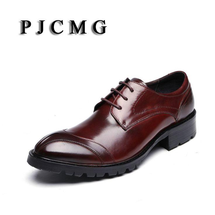 MYI Hommes D'affaires Chaussures Casual Conduite Chaussures Formelles Chaussures Oxfords Lace-up de Mariage Casual Printemps Automne Bureau (Couleur : Noir, Taille : 39)