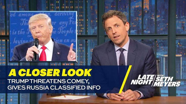 Trump Threatens Comey, Gives Russia Classified Info: A Closer Look