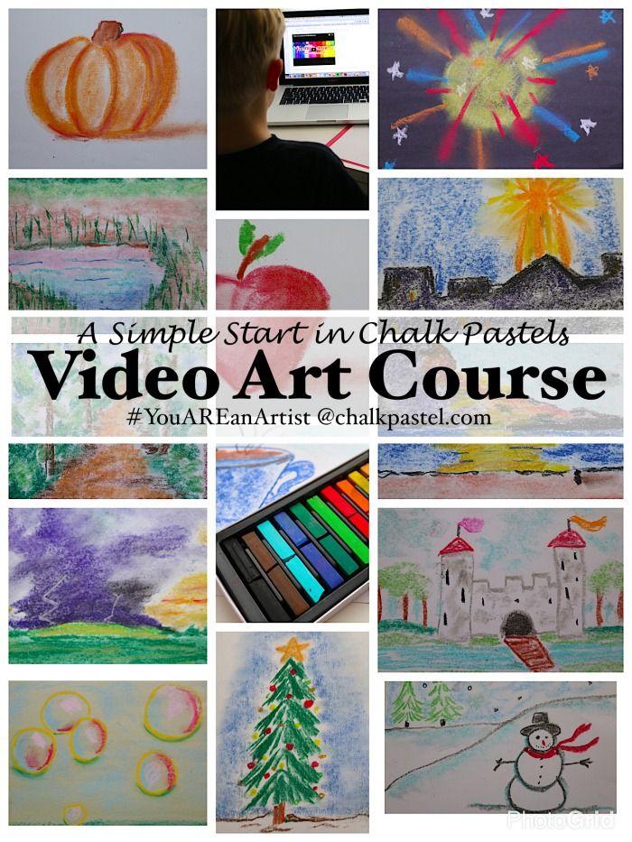 Homeschool Art Video Course | The Home School Scientist | Bloglovin'