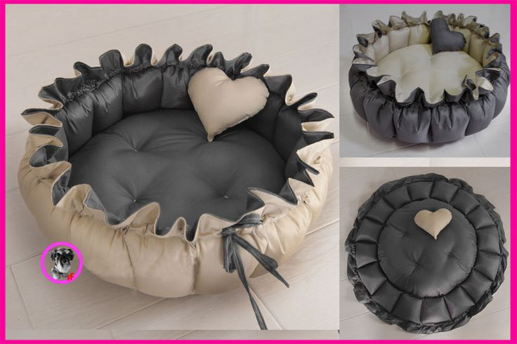 Handmade dog bed $24.00