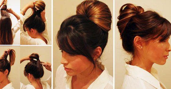 Budeš vyzerať naozaj šik. Tento účes je určený pre polodlhé až dlhé vlasy. Čím máš vlasy hustejšie, tým bude účes...