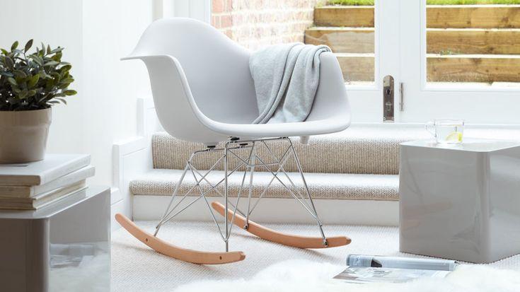 Eames Rocking Chair Rocking chair, Eames rocking chair