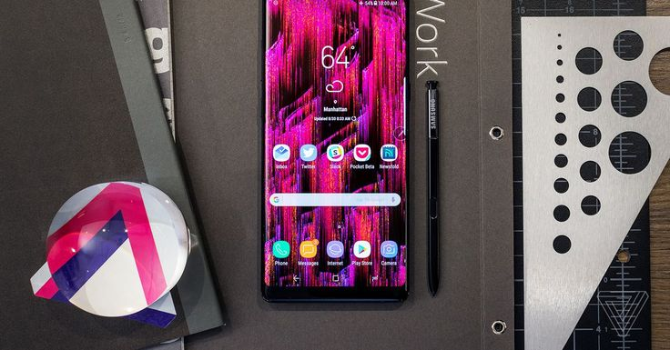 Samsung Galaxy Note 8 review: one for the fans