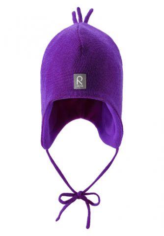 Детская шапка Auva Reima http://cutieshop.com.ua/sherstyanaya-detskaya-shapka-auva-reima-fioletovaya