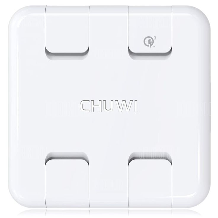 🏷️🐼 CHUWI W - 100 Power Station-EU PLUGWHITE - 15.98€    Main Features: ● QC 3.0 technology desktop power charger station ● Four USB output ports ● Humanization design USB port cover to prevent dust ● Made of fireproof ABS material and built-in multiple protections, safe and reliable     Profitez de l'offre !      15.98€    Acheter    ...  #BonsPlans, #CHUWI, #Deals, #Discount, #Gearbest, #Promotions, #Réduc