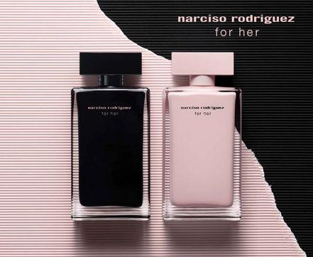 Una perfecta armonía, íntima y embriagadora. For Her de Narciso Rodríguez, pura seducción >http://bit.ly/18VcHjE