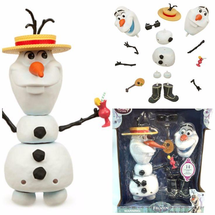 Switch It Up Toys : Disney frozen olaf mix em up switch match toy pcs