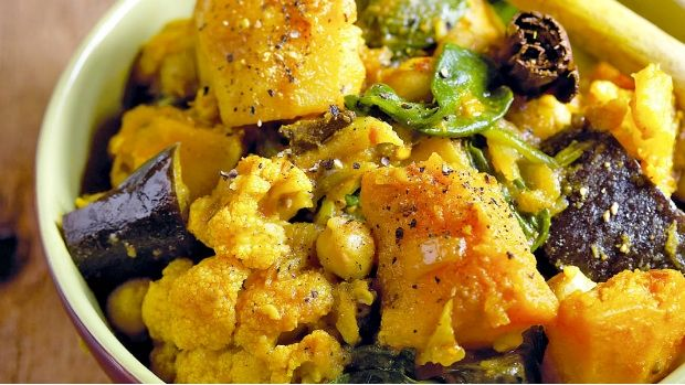 Indické zeleninové kari | Prima Fresh