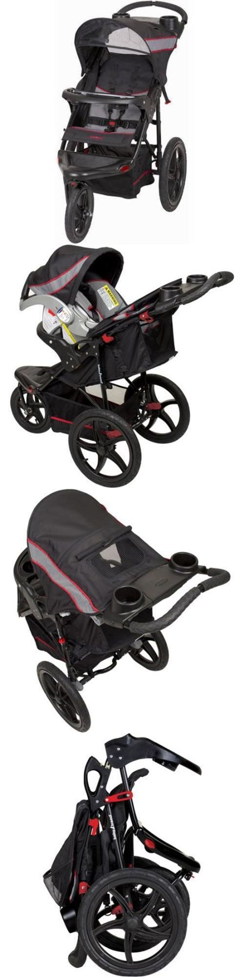 baby kid stuff: Baby Trend Expedition Swivel Stroller Jogger Baby Jogging Stroller *New* -> BUY IT NOW ONLY: $88.95 on eBay!